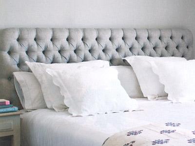 Cabeceros tienda de telas en bilbao venta de telas de - Cabeceros de cama capitone ...